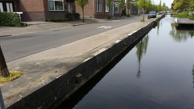 Reconstructie Reijerskoop te Boskoop – Gemeente Alphen aan den Rijn