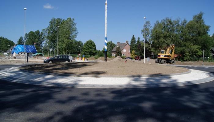 Aanleg Rotonde Ringweg – Best