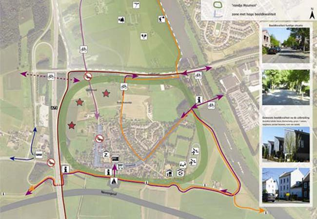 Stedenbouwkundig plan – Heumen Noord en West